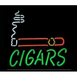 Cigars Neon Bar Sign