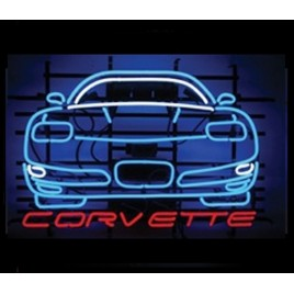 Corvette Neon Bar Sign
