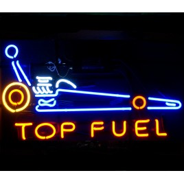 Top Fuel Neon Bar Sign