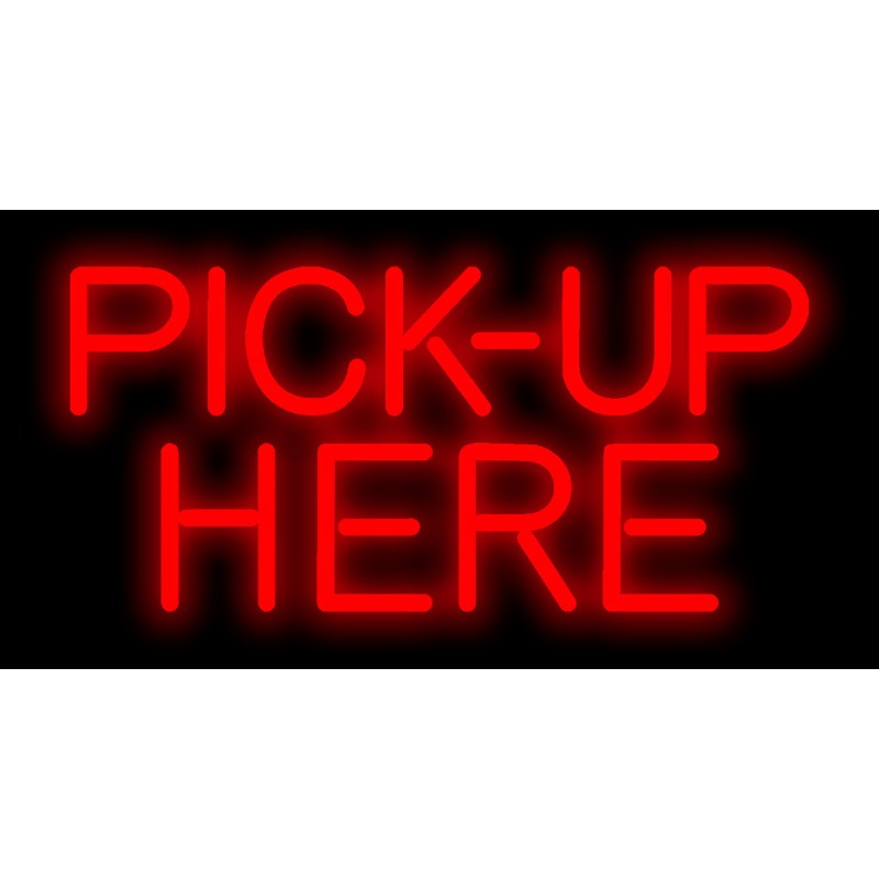 Pick-Up Here