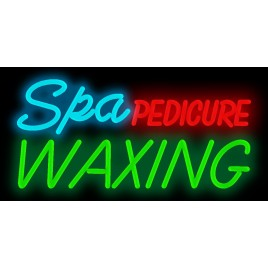 Spa Pedicure Waxing